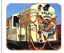 Train Tour India - Palace On Wheels Tour